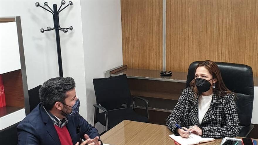 Cabildo y Gobierno de Canarias coordinan la ejecución del Plan de Vivienda en Tenerife