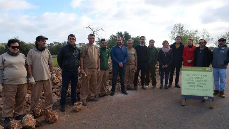 20 Jobs dank Touristensteuer in Naturschutzgebieten auf Mallorca