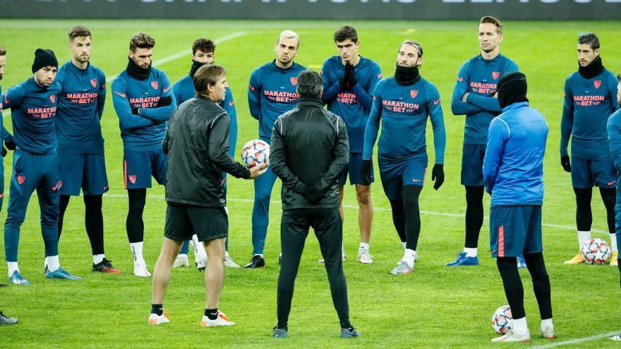 El Sevilla busca la sentencia en Krasnodar