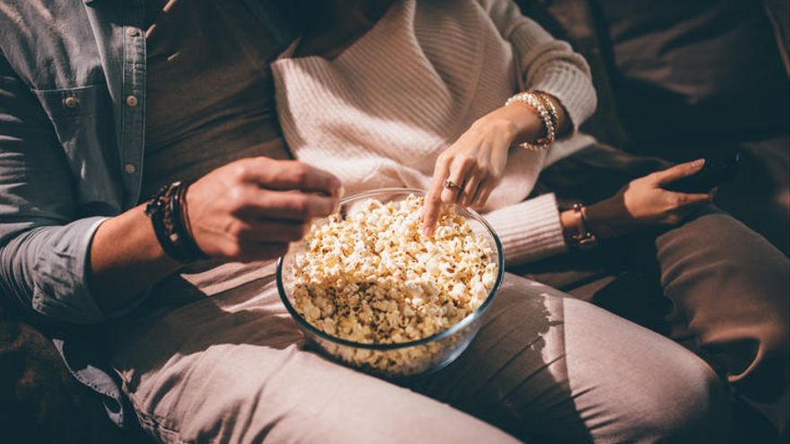 Baleares permite volver a comer palomitas en el cine