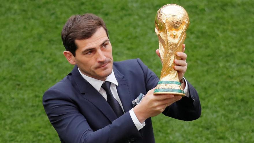 Iker Casillas no se presentará a las elecciones de la RFEF