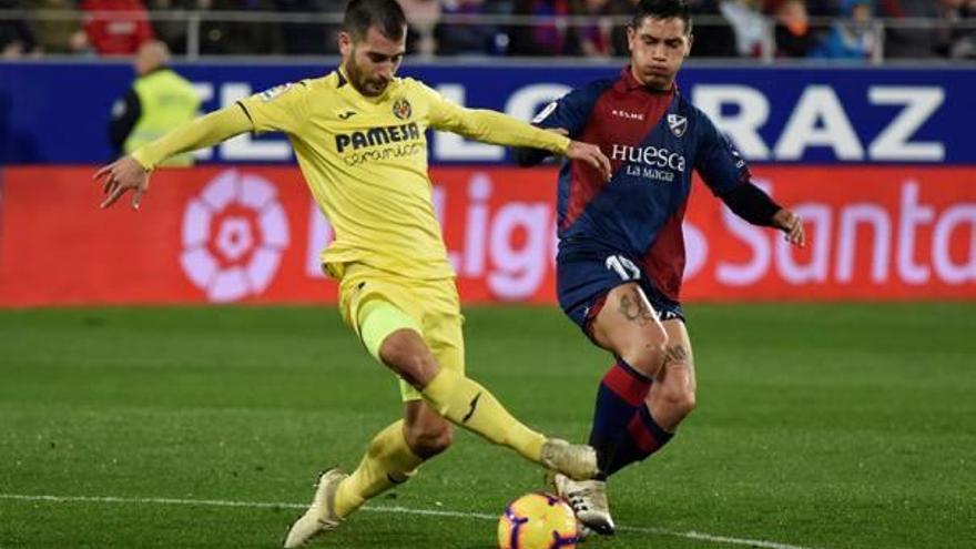 El Villarreal empieza a preparar  hoy el primer partido de Liga de 2019
