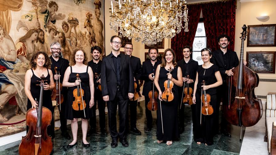 'Concerti Grossi', en la iglesia de San Andrés de