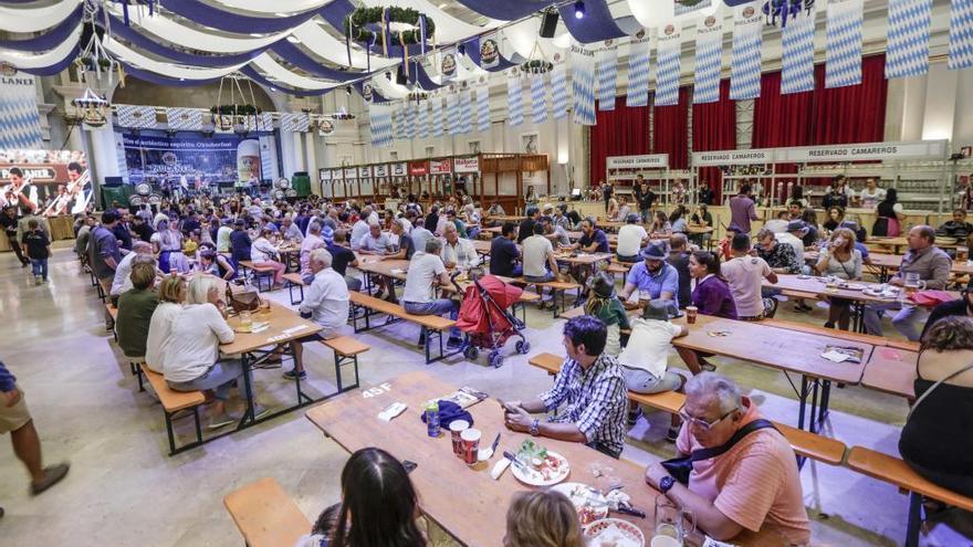 La Oktoberfest se celebra el sábado en el Fan Mallorca