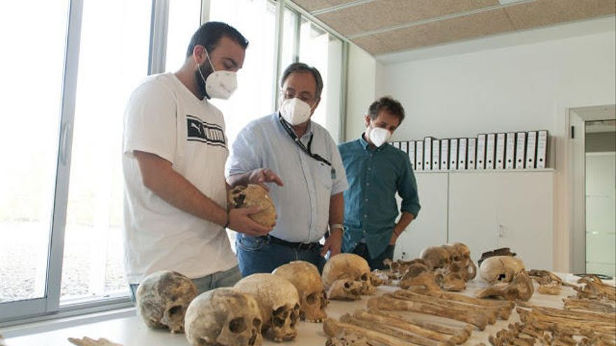 Estudiaran les troballes d'un jaciment prehistòric de Queralbs als anys 70