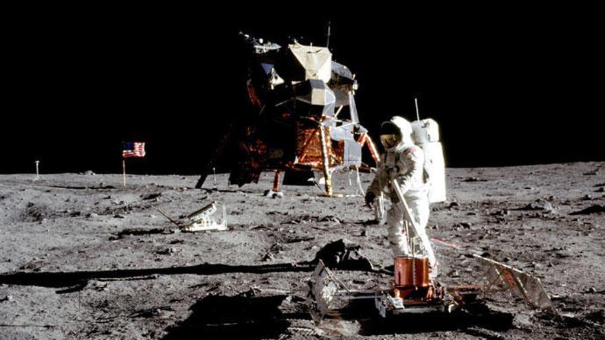 Ocho películas que deberías ver sobre viajes a la Luna