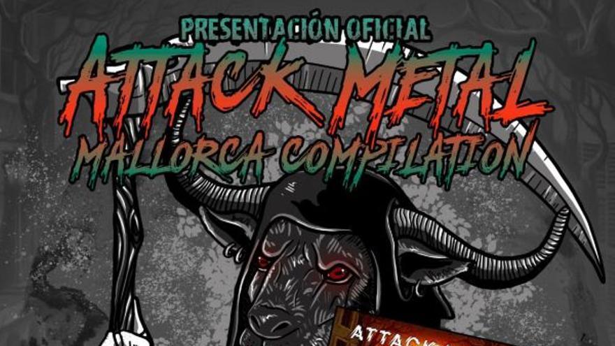 Presentación oficial Attack Metal