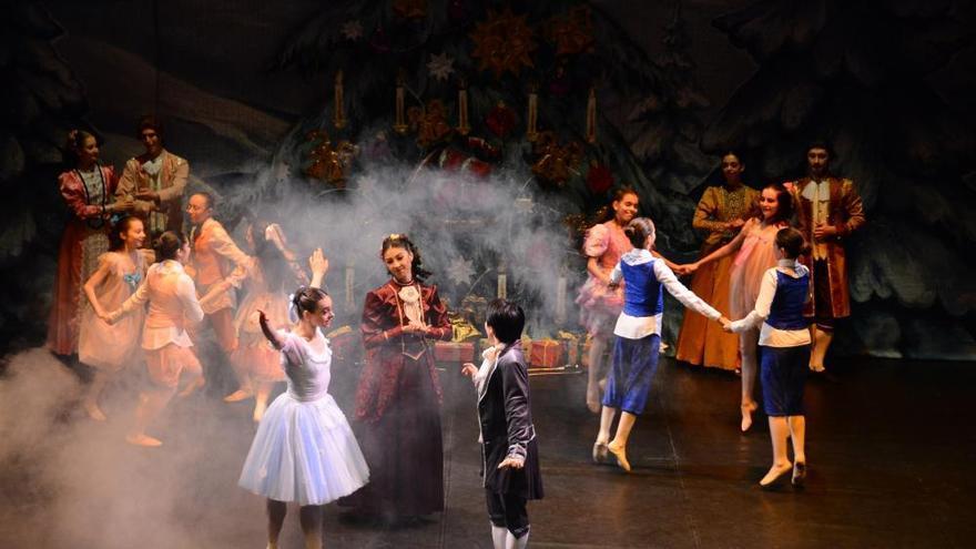 Un viaje a la magia a través del ballet clásico ruso