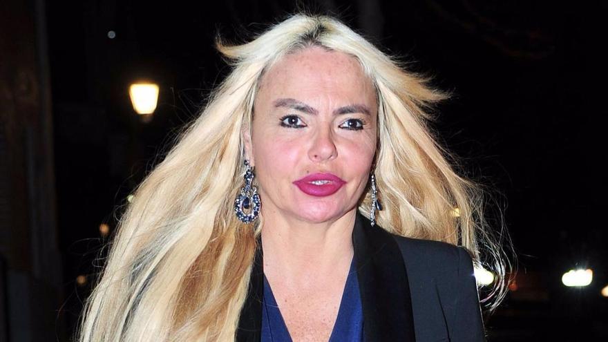 Leticia Sabater da la cara sobre la fiesta ilegal en su casa en Nochevieja