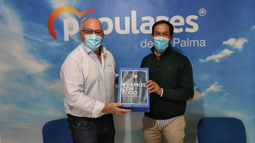Hernández Zapata obtiene 326 avales para presidir el PP de La Palma