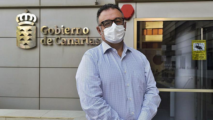 """Conrado Domínguez: """"Vamos a usar  hoteles para hacer cuarentenas fuera de casa"""""""