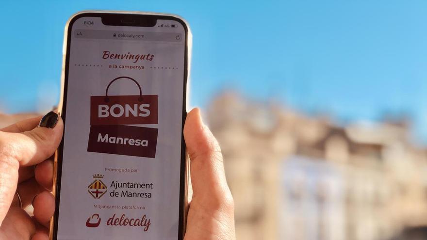 L'Ajuntament regala bons per comprar i menjar a Manresa: com s'aconsegueixen?