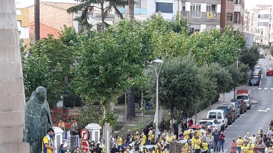 Imágenes de la rúa del Villarreal en Vila-real