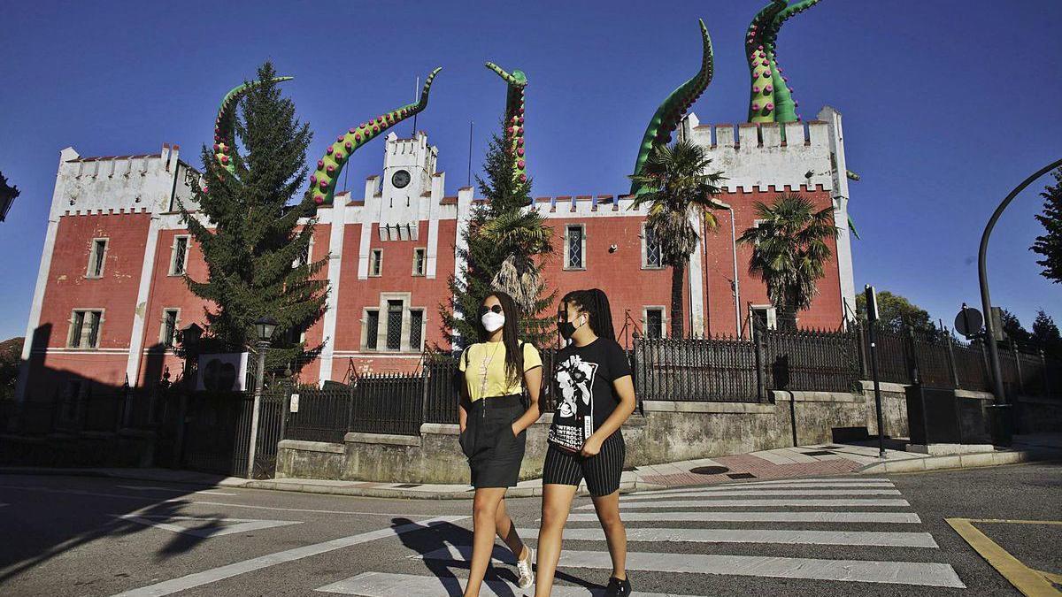 """El """"ataque de los tentáculos"""" en la Fábrica de La Vega."""