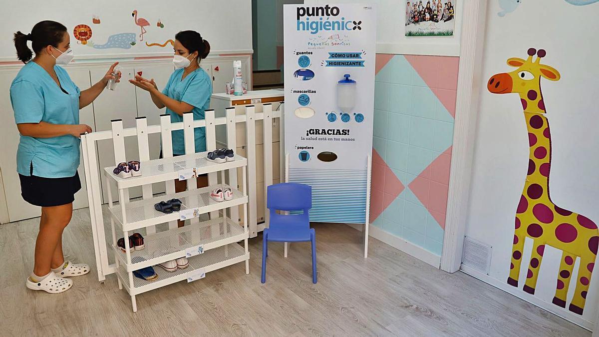 El presupuesto de 2020 contemplaba mejoras para escuelas infantiles municipales. | JUAN CARLOS CAVAL