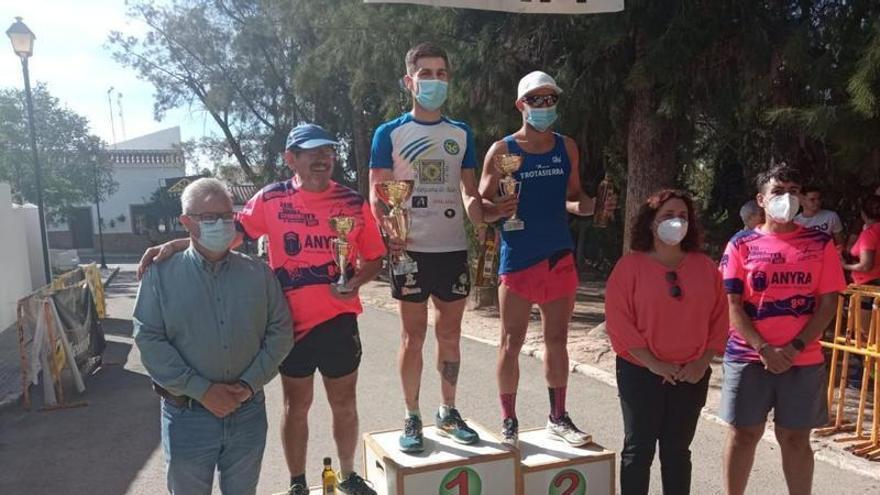 Domingo Gil y Rocío Márquez ganan la 23ª Subida a Cordobilla en Puente Genil