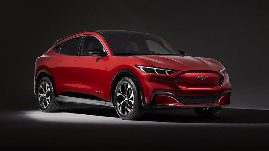 Nuevo Ford Mustang Mach-E en Alicante, ¿quieres probarlo?