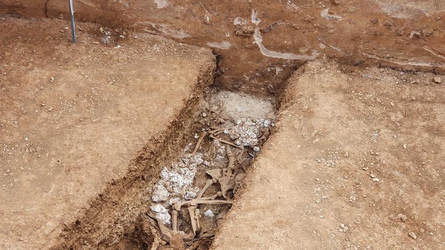 Localizados los restos de dos mujeres represaliadas en Son Coletes