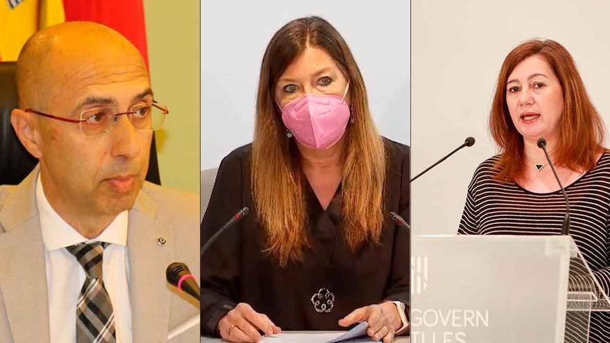 Anticorrupción amenaza a los políticos del Govern con sanciones si bloquean la información sobre los altos cargos vacunados