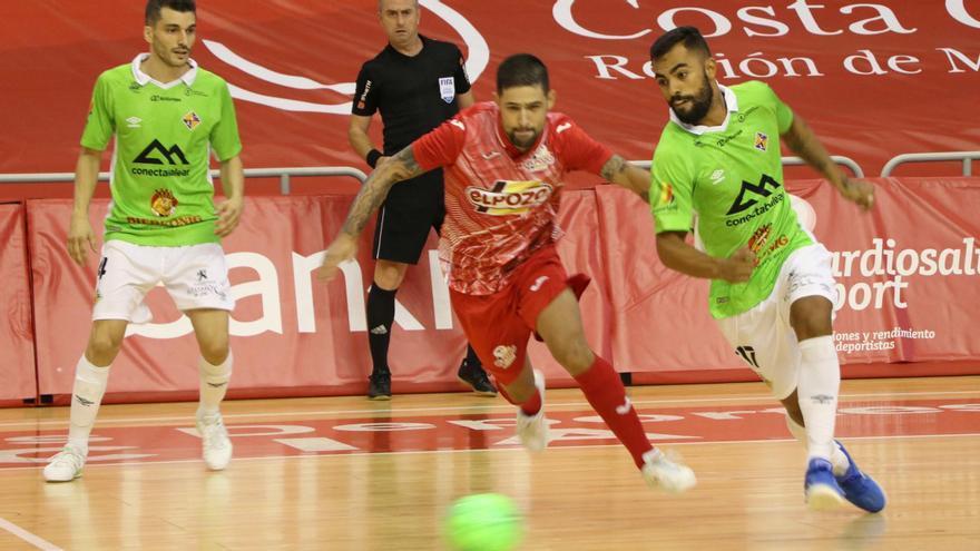Palma y ElPozo Murcia disputarán el Trofeu Ciutat de Palma de fútbol sala