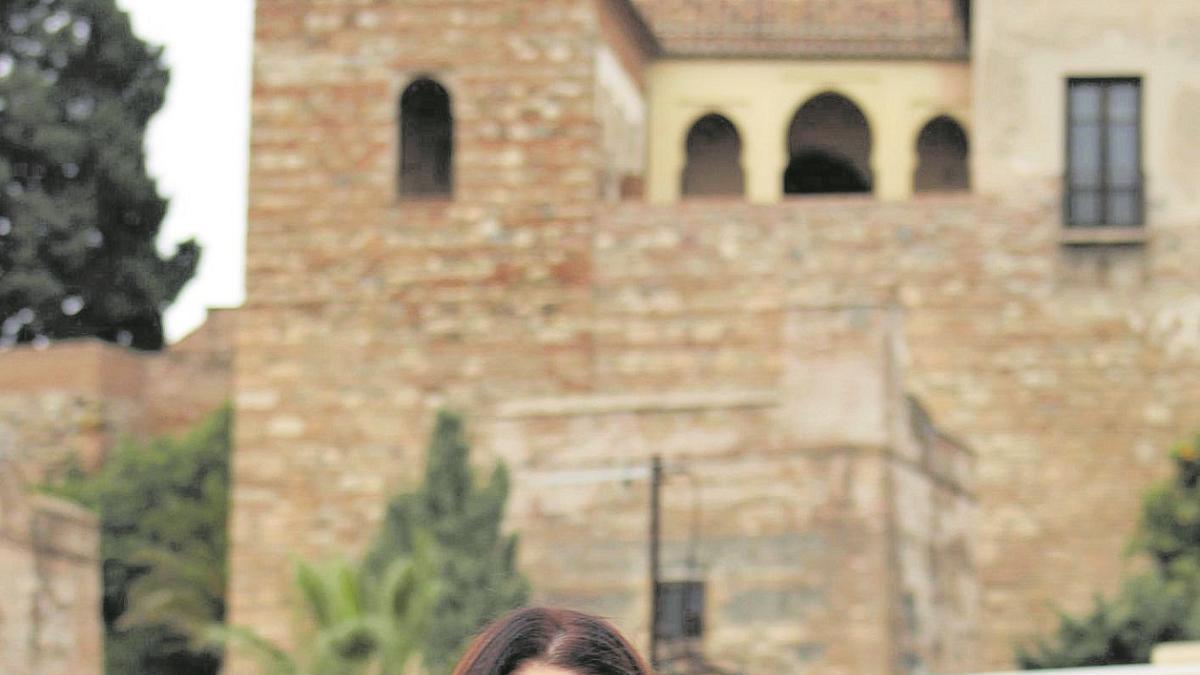 Noelia Losada, portavoz municipal de Cs y edil de Cultura, Deporte y Teatinos.
