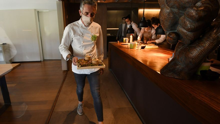 El chef Pepe Solla será el pregonero de la LIII Feira do Cocido