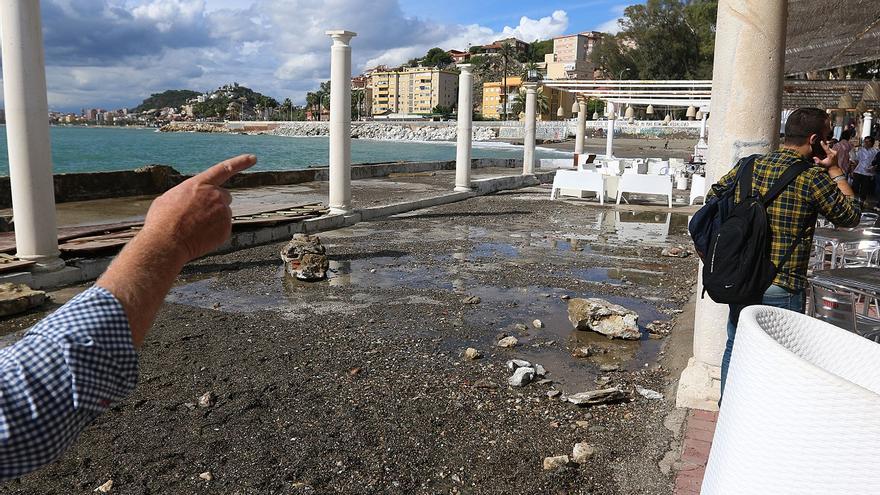 Urbanismo estudia cómo reducir el riesgo de inundación en el Distrito Este de Málaga