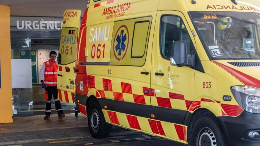 Herida grave una joven que montaba a caballo al ser embestida por un coche en Can Picafort