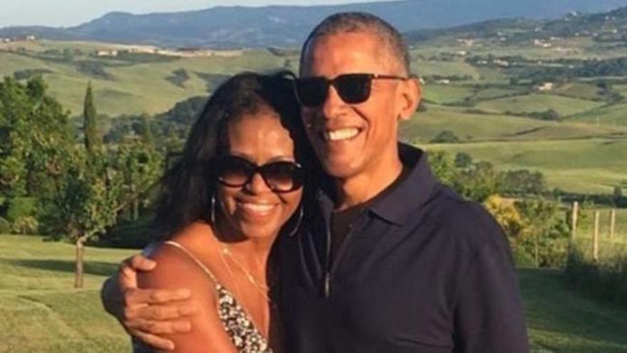 Barack y Michelle Obama eclipsan a Beyoncé y Jay-Z