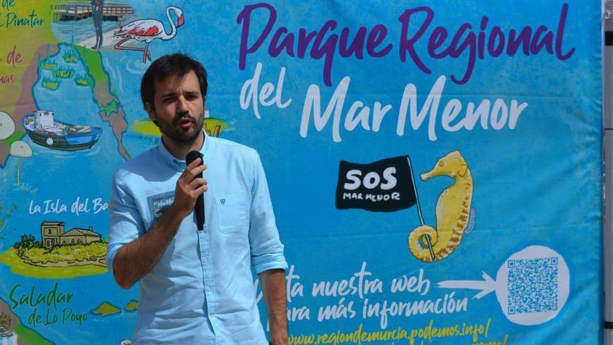 Tres meses más para conseguir las 500.000 firmas para la ILP del Mar Menor