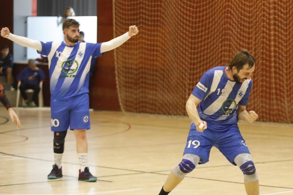 L'Handbol Banyoles aconsegueix l'ascens a Primera Nacional