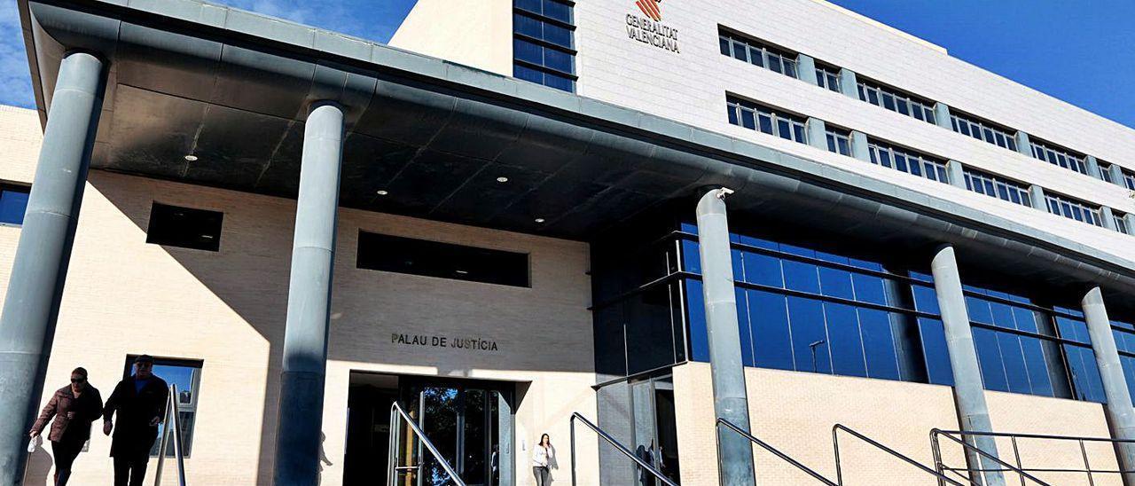 La demanda se ha resuelto en los juzgados de Benidorm.