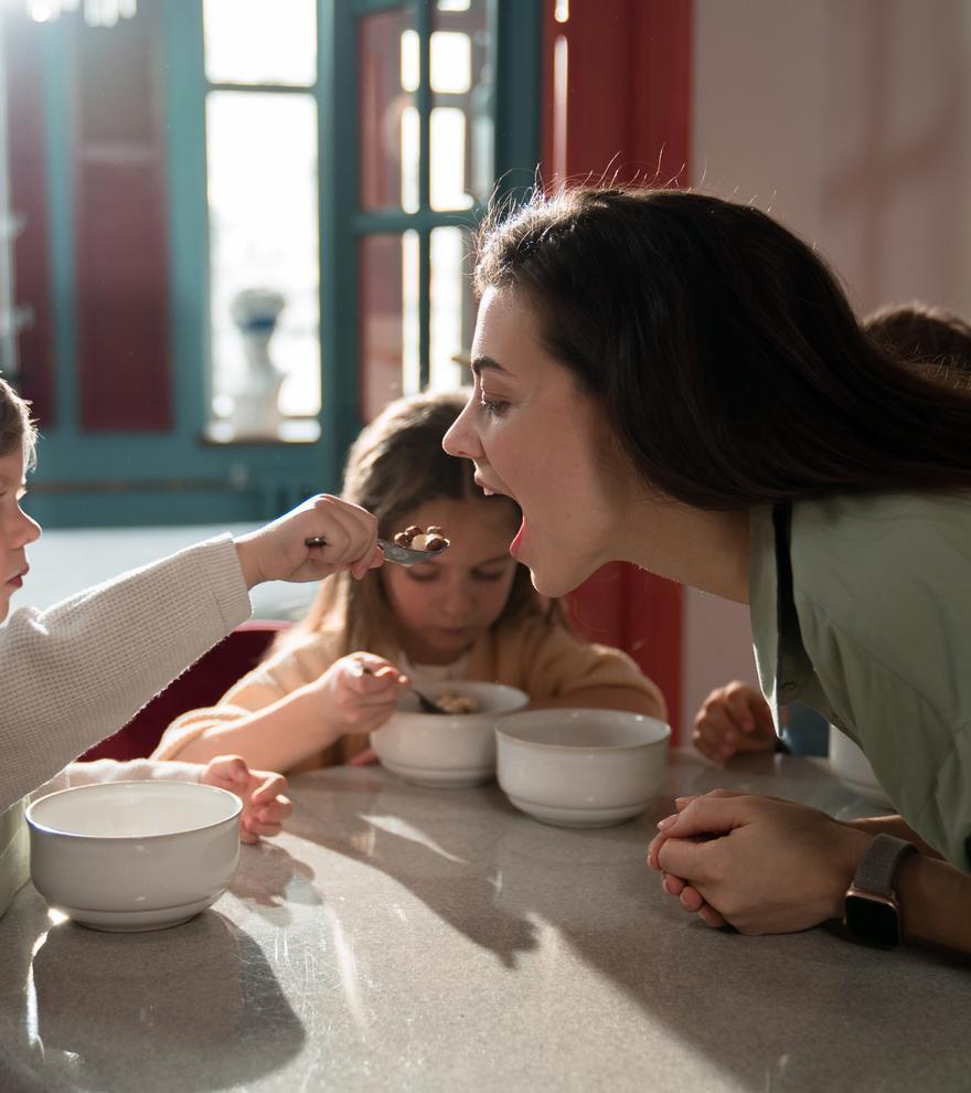 Estos son los cinco superalimentos que puedes incorporar a la dieta diaria de los niños