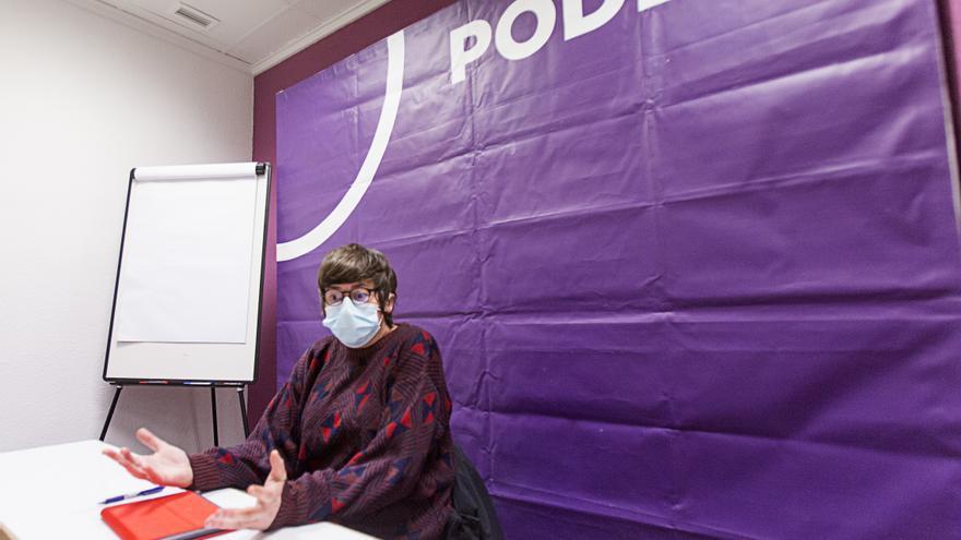 Pilar Lima será la nueva síndica de Unides Podem en las Corts