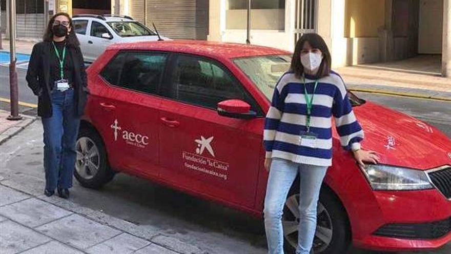 La AECC desarrolla un programa de atención psicosocial en cinco municipios de Deza y Tabeirós