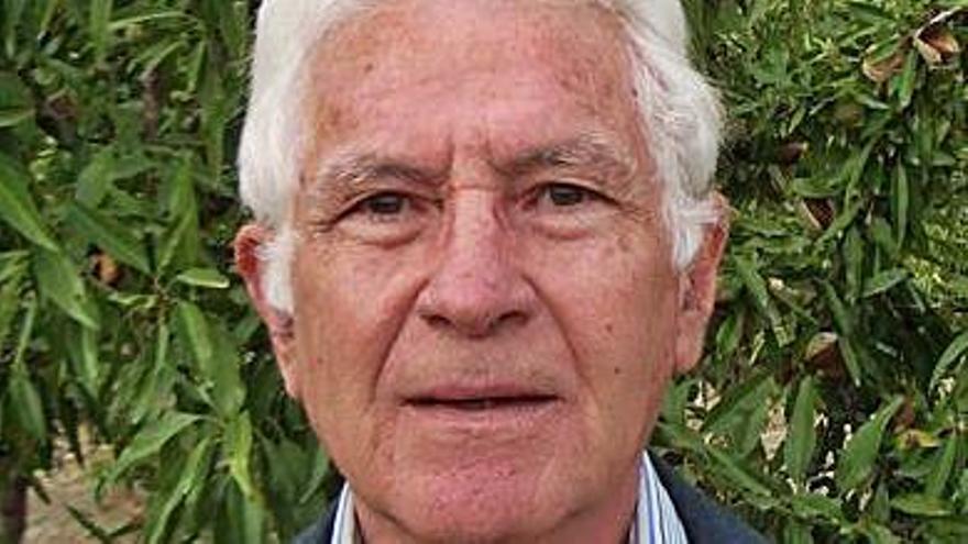 Rafel Socias. Poeta, ingeniero y una autoridad mundial de los almendros