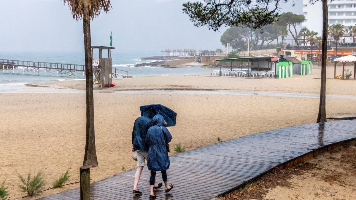 Der Urlaub muss nicht ins Wasser fallen. Ein paar Basisdaten über das Klima von Mallorca sollten Sie daher kennen.