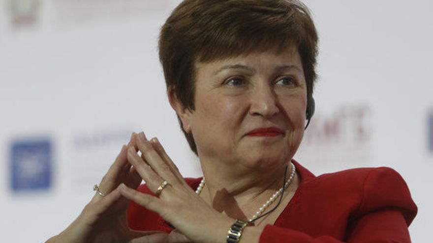 """L'FMI avisa que la recessió pel coronavirus serà """"igual de dolenta o pitjor"""" que el 2008"""