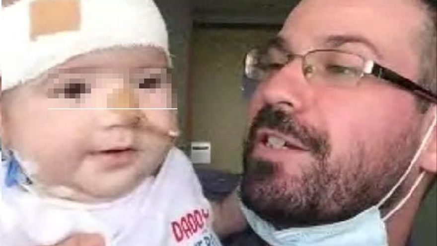 La odisea de Canarias a Madrid del bebé Kalel para ser hospitalizado