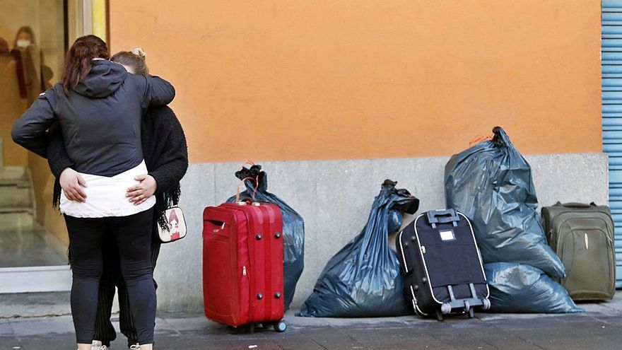 Quatre desnonaments al dia a Girona