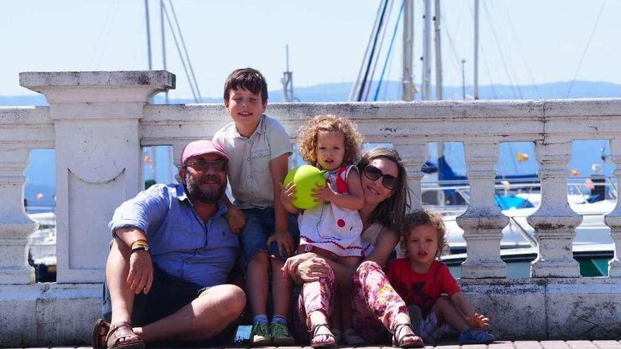 O Salnés es la segunda comarca gallega con más familias de cuatro o más componentes