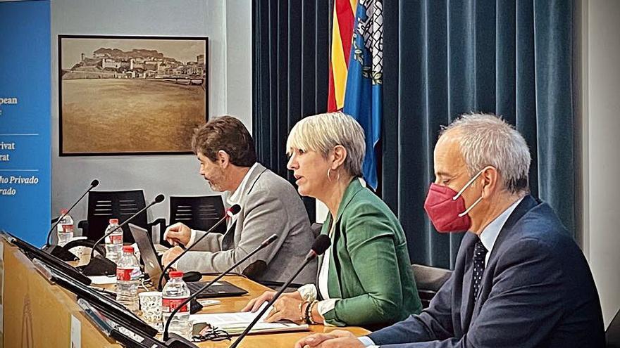 Ciuró presenta a Tossa els principals eixos de la futura llei catalana del lloguer