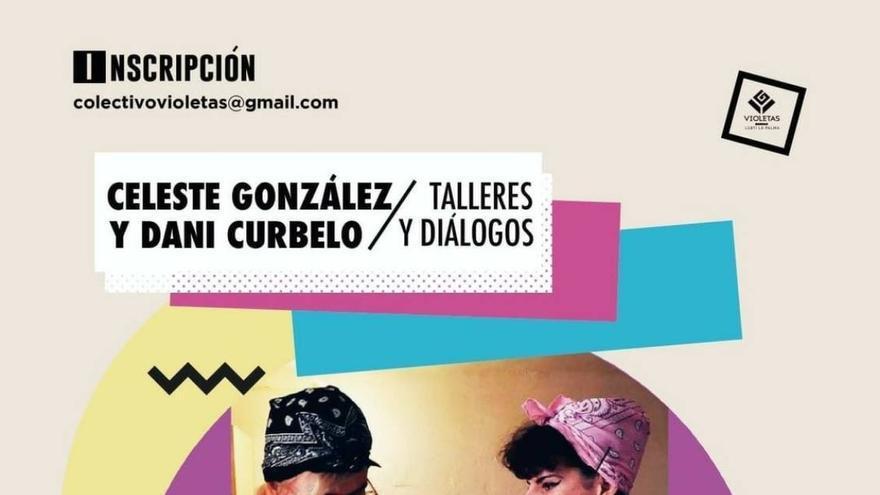 Dani Curbelo y Celeste González