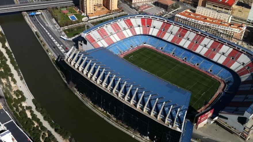 La final de la Copa del Rey se jugará en el Calderón