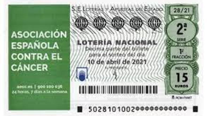 Lotería Nacional: Resultado del sorteo extraordinario contra el cáncer, celebrado hoy sábado 10 de abril de 2021