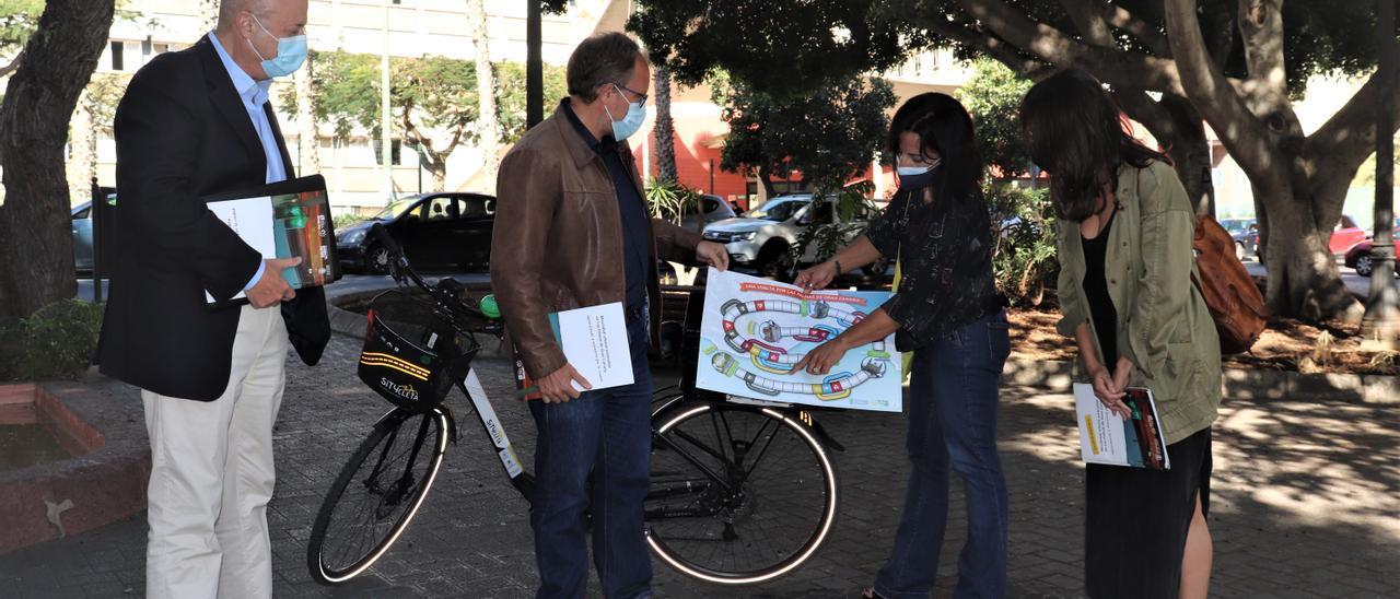 La ciudada promueve la movilidad sostenible entre los má jóvenes