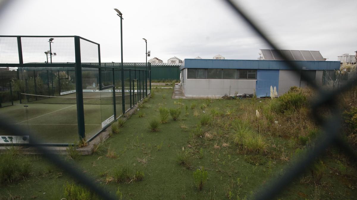 Instalaciones del Soccer World.
