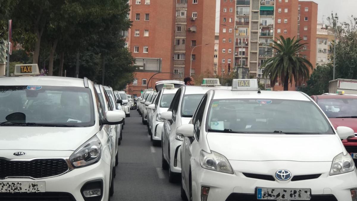 El taxi protagonizará la tercera ronda de ayudas