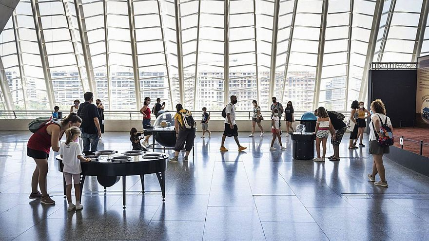 La Ciutat de les Arts i les Ciències supera las 700.000 entradas vendidas este verano