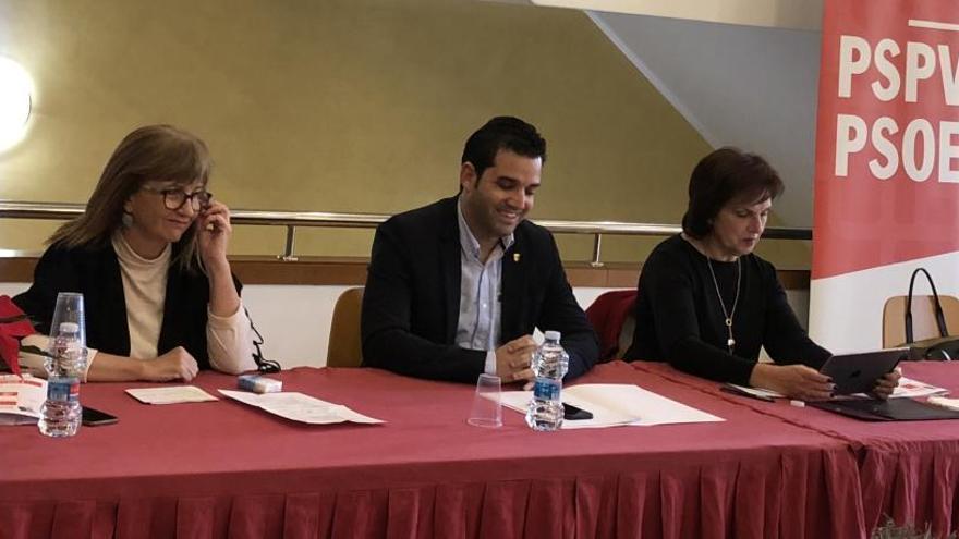 El PSPV de Paterna y Massamagrell explica los presupuestos del Consell